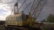RDK-400 гусеничный кран грузоподъемность 40 тонн