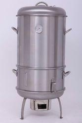 Многофункциональная печь-мангал для приготовления на свежем воздухе