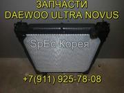 Радиатор 32611-02360 Daewoo Ultra Novus DE12TIS