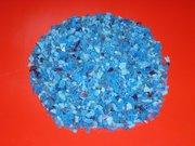 Полипропилен, ,  цвет синий.
