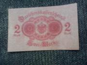 дойч марки банкноты