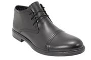 Мужская обувь из натуральной кожи и меха от Maxobuv