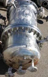 Каталитический реактор трубный ДУ-500 н/ж S=12, 5м3 нерж новый