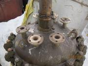 Реактор химический 630 л.;  250л;  400л. нерж аппараты с мешалкой