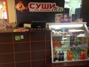 Продам прибыльный магазин сети СушиМаг