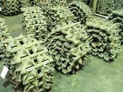 Продажа новых гусениц для ТТ-4 М по большой скидке