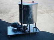 Емкостное оборудование из нержавеющей стали и черного металла