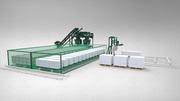 Оборудование для производства газобетона,  полистиролбетона НСИБ