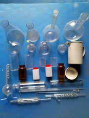 Продам в большом объёме с резерва посуду лабораторную химическую