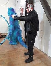 Реалистичные силиконовые скульптуры людей ( от Путина до Терминатора…)