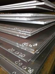 Лист конструкционный сталь 20,  сталь 45,  сталь 65Г,  Лист горячекатаный режется в размер и заготовки
