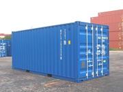 Контейнеры 20,  40 футов в наличии в Новосибирске с доставкой по России
