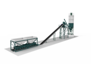 Ленточный бетонный завод RТM