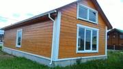 Продаю дом  в  г.Минск РБ , 107 м2, участок 14, 6 сот