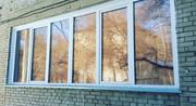 Тонировка окон,  балконов