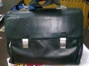 Продам фирменный кожанный портфель из США